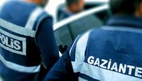 Gaziantep Üniversitesinde FETÖden 86 gözaltı