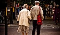 Her 20 Avrupalıdan biri 80 yaşın üzerinde