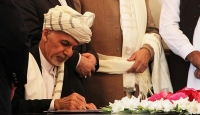 Afganistanda barış anlaşması imzalandı