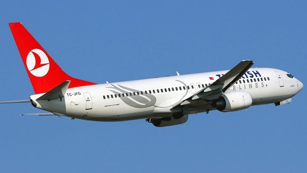 Uçak, rahatsızlanan yolcu için Dubline indi