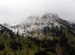 Ardahanda kar yağışı