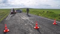 Tuncelide bazı köy yollarında kısıtlama