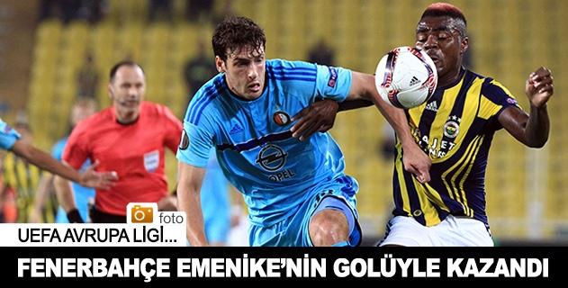 Fenerbahçe Feyenoord Maç Özeti