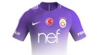 Galatasarayda üçüncü forma satışta