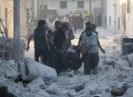 İdlibte vakum bombalı saldırı