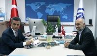 TRT Genel Müdürü Şenol Göka Makedonyada