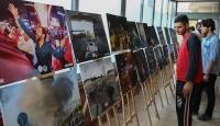 KYK öğrenci yurdunda 15 Temmuz Fotoğraf Sergisi