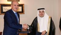 Suudi Arabistanla ilişkilerin gelişmesi barışa katkıda bulunacak
