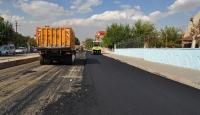 Batmanda asfalt, yol yapım ve kaldırım çalışmaları başlatıldı