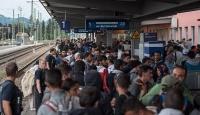 Almanyaya 2015te 890 bin sığınmacı geldi