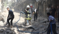 MSF, Halepte bombalamaların acilen durdurulmasını istedi