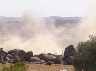 ÖSO, Çobanbeyin Eyyübiye, Cuppun ve Alcı köylerine operasyon düzenledi