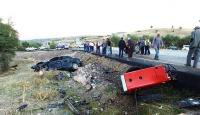Belediye Başkanının aracı kaza yaptı: 6 yaralı