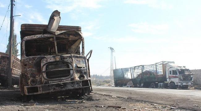 BMden yardım konvoyuna saldırı için inceleme komisyonu