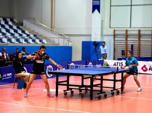 Masa tenisi: Kadınlar ETTU Şampiyonlar Ligi