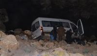 Hakkaride trafik kazası: 4 ölü, 11 yaralı