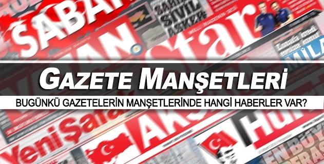Gazete manşetleri (1 Ekim 2016)