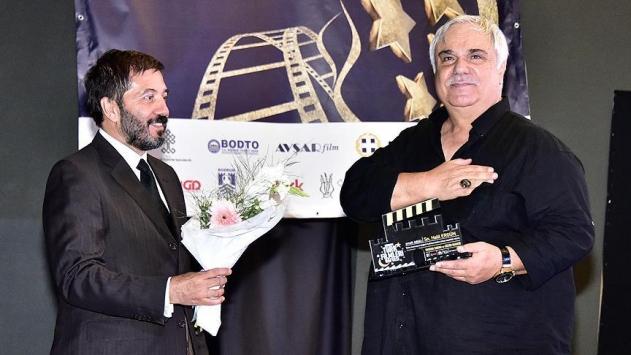 Sinema sanatçılarına emek ödülleri verildi