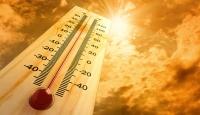 Beş ilde hava sıcaklıkları artacak