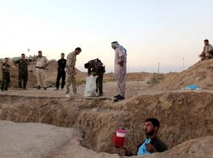 Haviceli sivillerin DEAŞtan zorlu kaçış yolculuğu