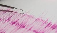 Pakistanda 5,5 büyüklüğünde deprem