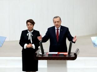 Cumhurbaşkanı Erdoğan: 15 Temmuzu unutmamak mecburiyetindeyiz