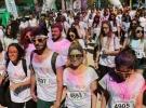 Eskişehir'de renkli koşu etkinliği