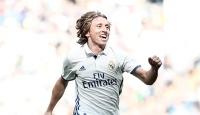 Real Madridte Modric sakatlandı
