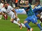 Beşiktaş'ta altın gol son dakikada geldi