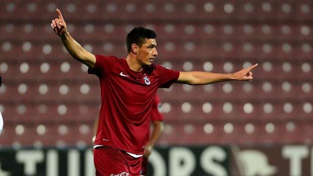Trabzonsporda forvet boşluğu dolmadı