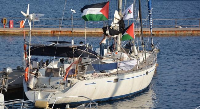 İsrail donanmasının Özgürlük Filosuna müdahalesi