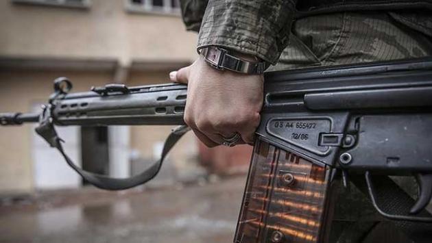 Elazığda korucuların evine silahlı saldırı
