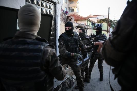 PKK/KCK operasyonu: 9 tutuklama