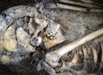 İranda M.Ö. 7500 yılına ait insan iskeleti