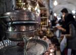 İranın Bakırcılar Çarşısı