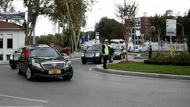 İstanbuldaki güvenlik toplantısı sona erdi