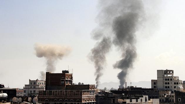 BAEnin parmak izi Libya, Yemen ve bölgedeki tüm çatışmalarda