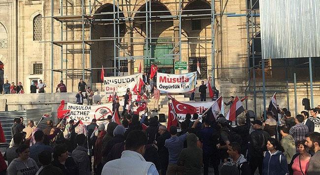 Türkiyedeki Iraklılardan Türkiye Musula müdahale etsin çağrısı