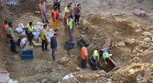 Tarihi mezar kalıntıları koruma altına alındı