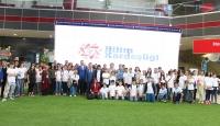 250 öğrenci bilimle buluştu