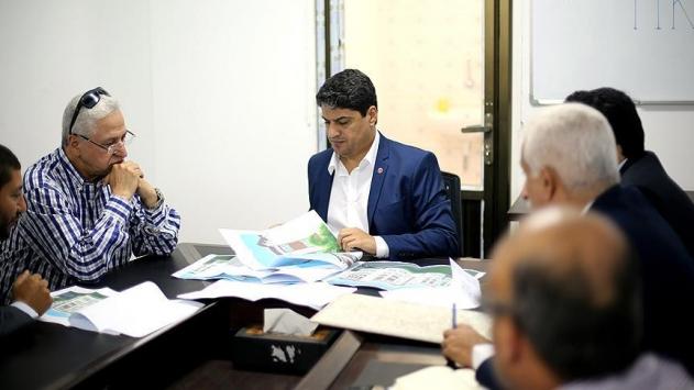 TİKAnın Gazzedeki 320 konutluk projesinin yüzde 65i tamamlandı