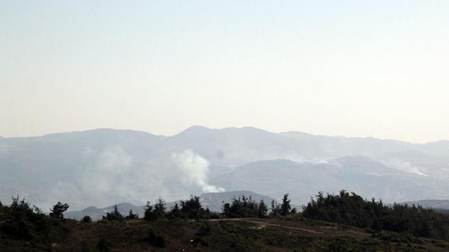 Suriyede muhalifler Lazkiye kırsalında operasyon başlattı