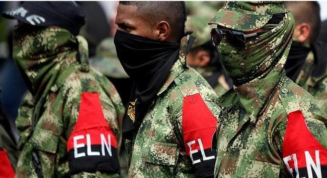 Kolombiyada 17 ELN militanı etkisiz hale getirildi