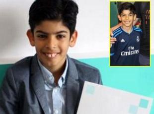 Filistinli çocuk Juventusta