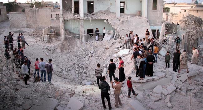 Birleşmiş Milletlerden İdlibe insanı yardım