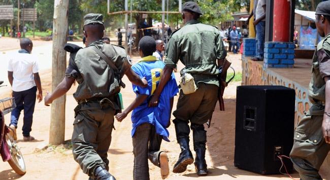 Demokratik Kongoda 100e yakın milis teslim oldu