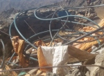 İran sınırında kaçak boru hattı