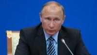 Putin: Ukrayna ile ilişkilerimizi tamamıyla geliştirmeye hazırız