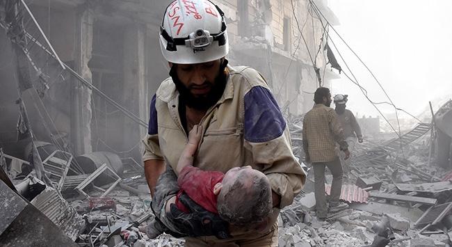 Halep, Batının dış politikasının felaketinin sembolüdür