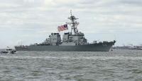 Çinden ABDye savaş gemisi tepkisi